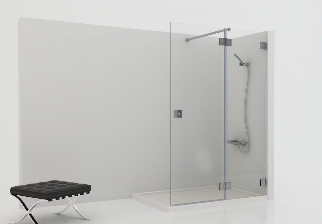 mamparas de ducha para hoteles